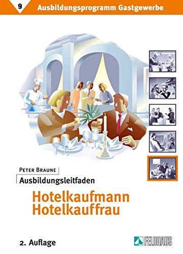 Buchtipp Ausbildung Hotelkauffrau