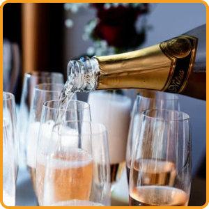 Getränkekunde Schaumwein Sekt Champagner